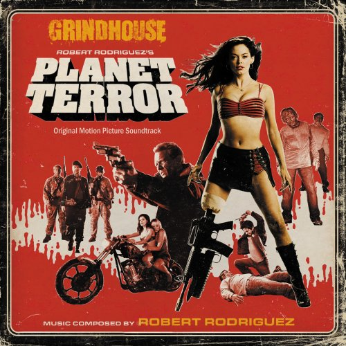 Planet Terror soundtrack CD