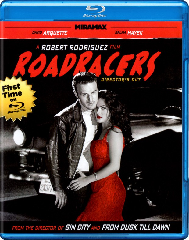 Roadracers - Blu-ray