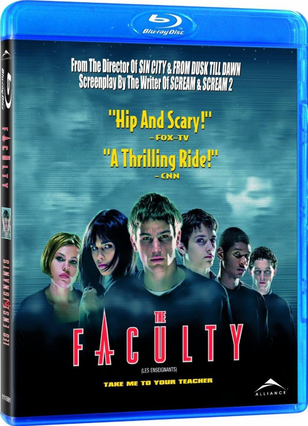 The Faculty (Canadian Blu-ray Disc).