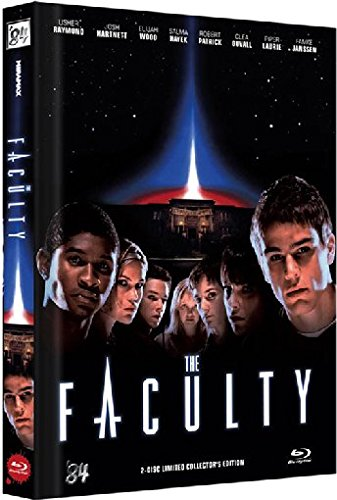 The Faculty DVD BluRay