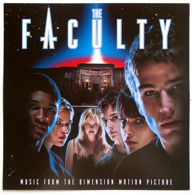 "The ""Soundtrack"" Album cover."