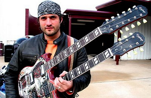 Robert Rodriguez guitar